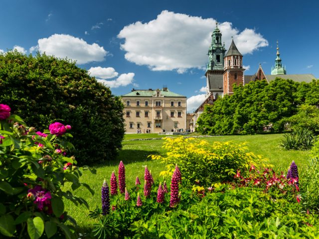 Why it is important to choose Wawel castle?